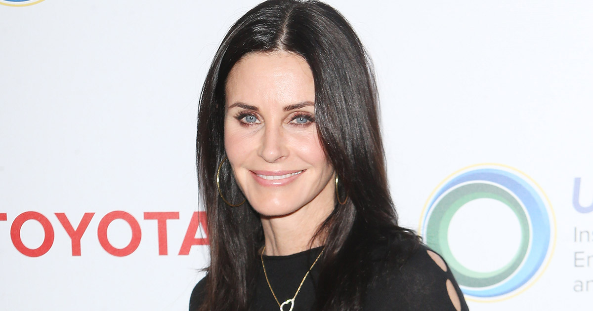 "Here's why Courteney Cox turned down the role of Rachel in ""Friends"""