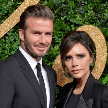 Victoria Beckham opened up about the secret to her marriage