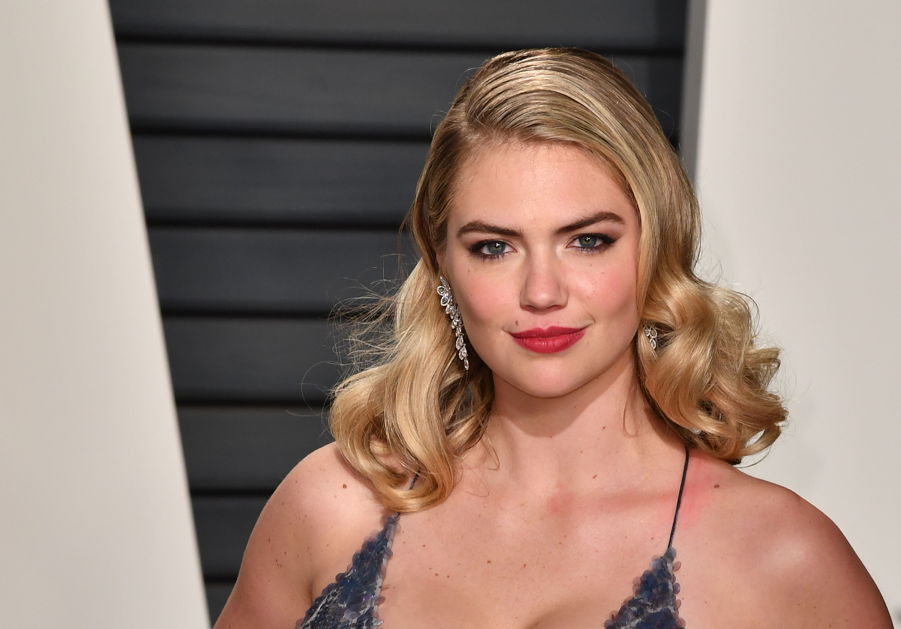 Kate Upton crushed this dance battle