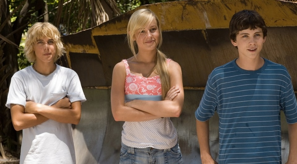 "Brie Larson just reminded us that she was in the 2006 classic ""Hoot"""