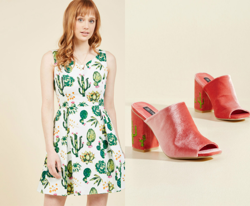 11 Modcloth fashion items for someone who'd rather receive a cactus than flowers