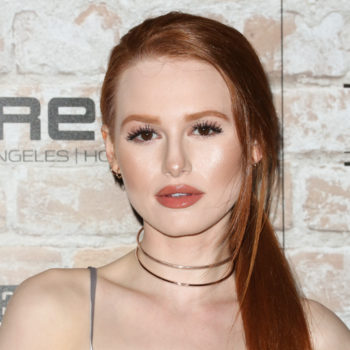 """This """"Riverdale"""" actress is DONE with myths about redheads"""