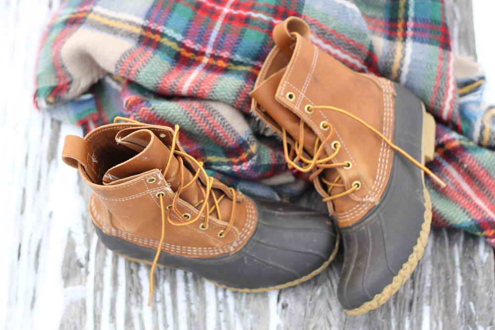 Cult shoe alert: L.L.Bean just redesigned their classic duck boot