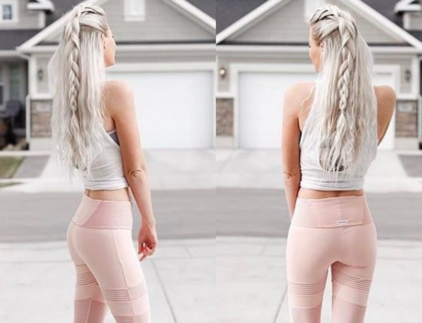 This athleisure brand is so pretty *and* environmentally-friendly, so treat yo' self