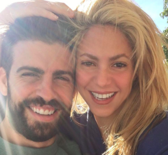 "Shakira quietly dropped her new single ""Me Enamoré,"" which is a super sexy ode to her man"