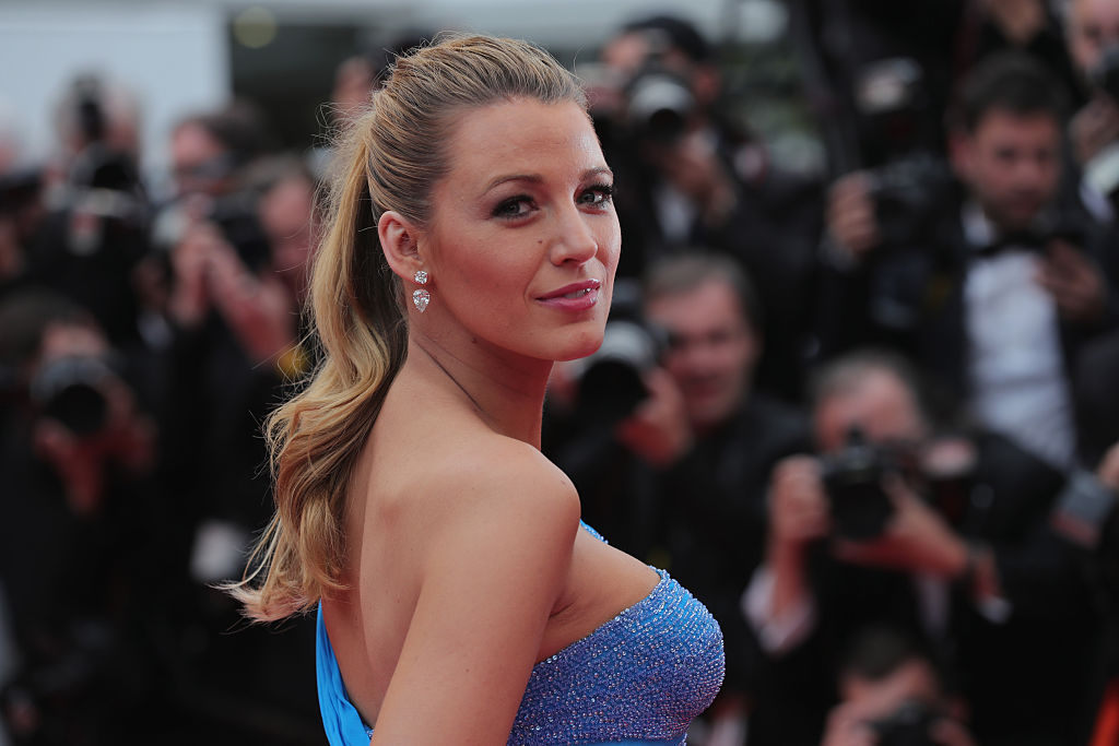 Blake Lively just went on a bedazzling spree and we need this trend back