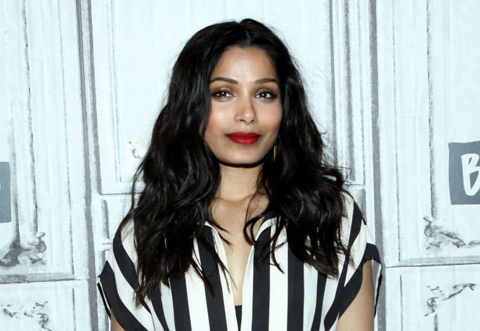 "Freida Pinto opens up about why she split from ""Slumdog Millionaire"" costar Dev Patel"