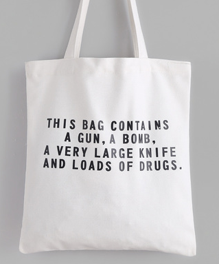 This online retailer is selling a tote bag that's not okay