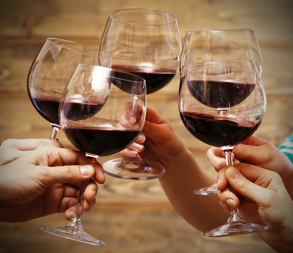 Science says drinking wine might make you smarter, so go ahead and buy that bottle