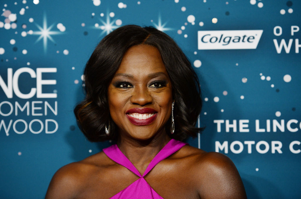 Viola Davis just took her daughter to Vegas, and can you say coolest mom EVER?