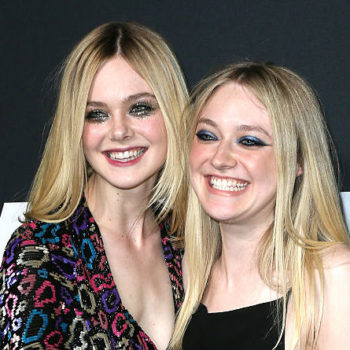 Dakota Fanning's birthday message for sister Elle truly takes the cake