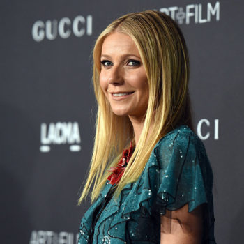 Gwyneth Paltrow's son looks like a mini version of his mom
