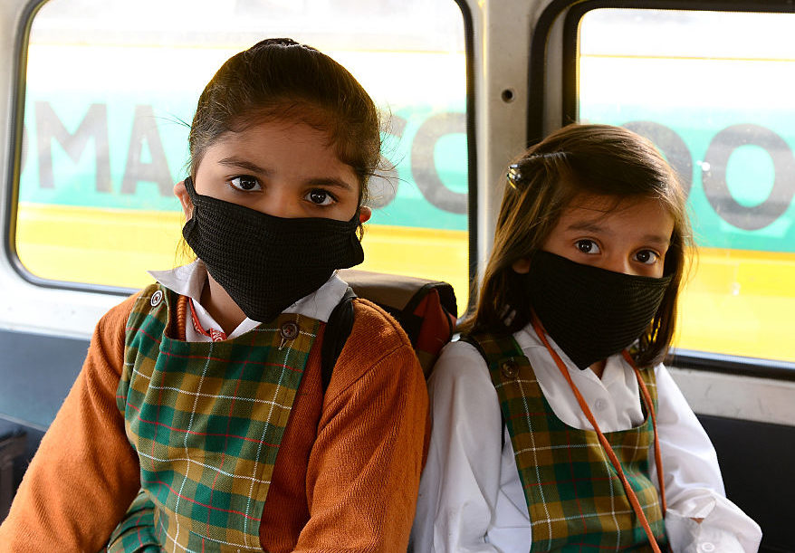 This 9-year-old is suing her government over polluted air (because girls can do anything)