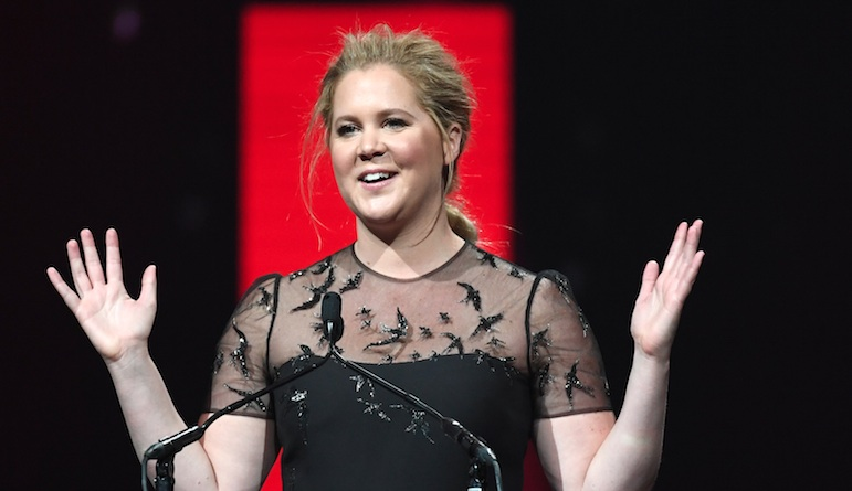 Amy Schumer clapped back against body-shamers with gorgeous bikini pics