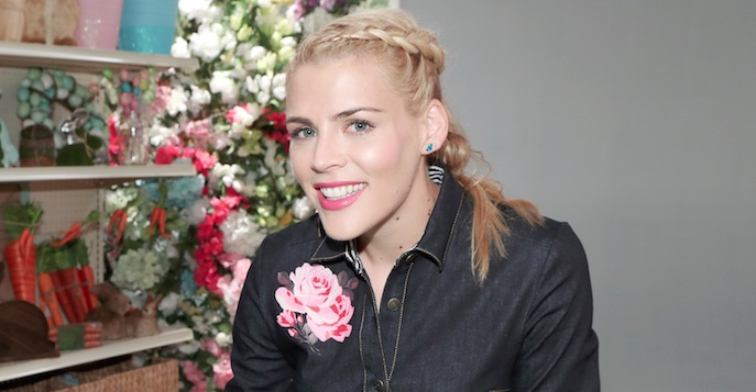 Busy Philipps described an incredibly freaky incident with a car service driver