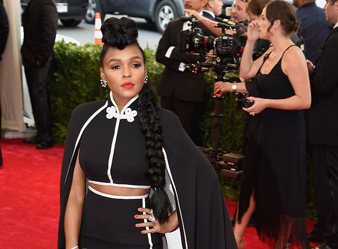 """Janelle Monáe says, """"People have to start respecting the vagina"""""""