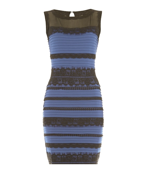 "Seeing ""The Dress"" as blue versus gold could reveal this one random thing about you"