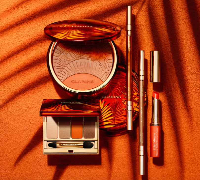 Clarins' new summer collection will instantly turn you into a tropical beauty