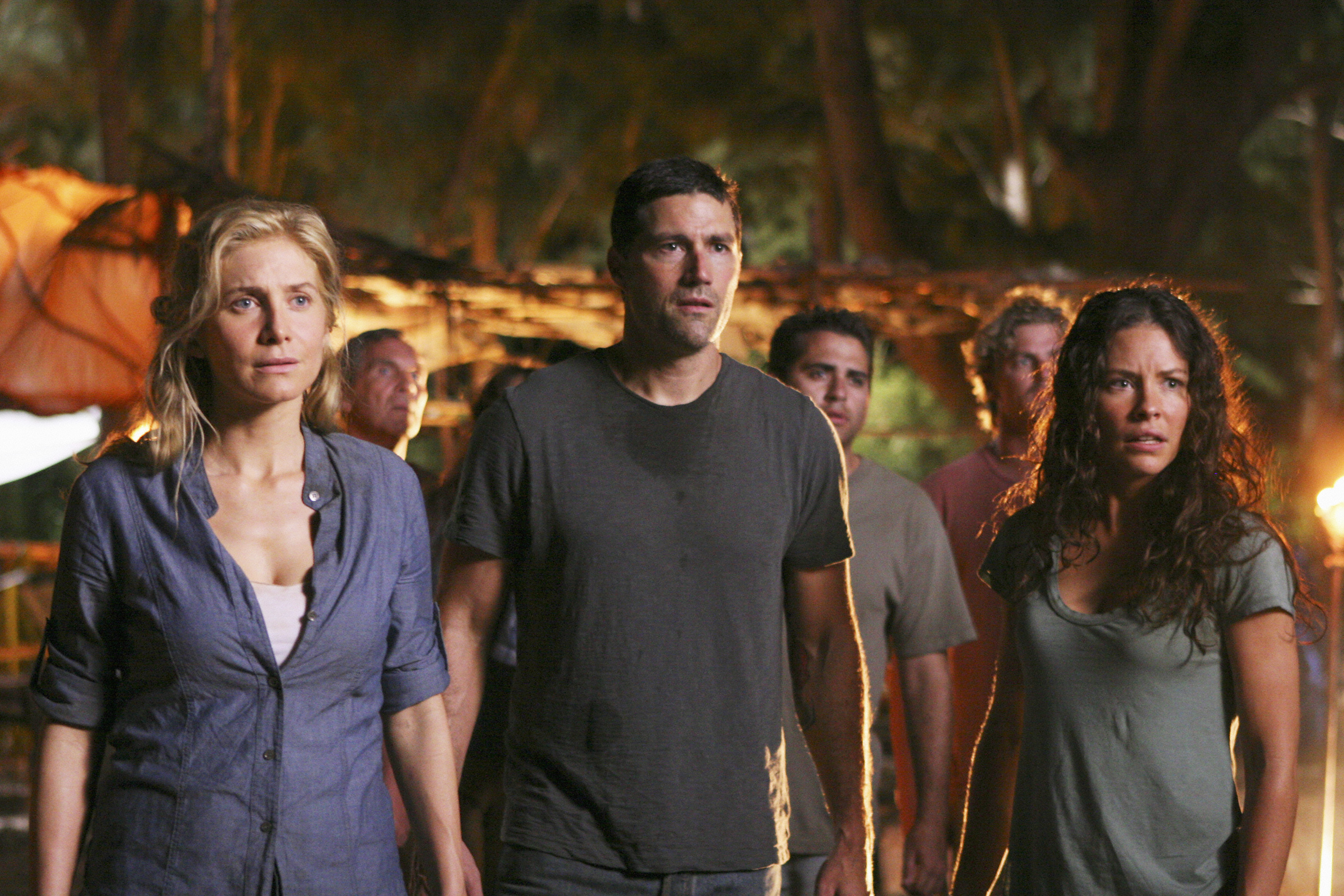 "Once upon a time, the ending of ""Lost"" was actually radically different"