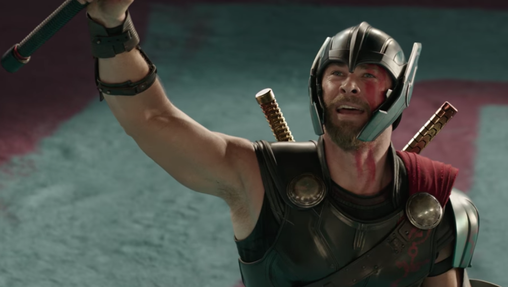 Don't worry, the internet's got concerns about Thor's armpit hair, too