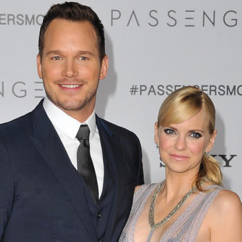 Chris Pratt gave an emotional shoutout to his partner Anna Faris, and it's the definition of true romance