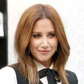"""Ashley Tisdale revealed her most """"cringe-worthy"""" red carpet look, but we're still into it"""