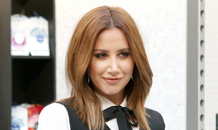 "Ashley Tisdale revealed her most ""cringe-worthy"" red carpet look, but we're still into it"