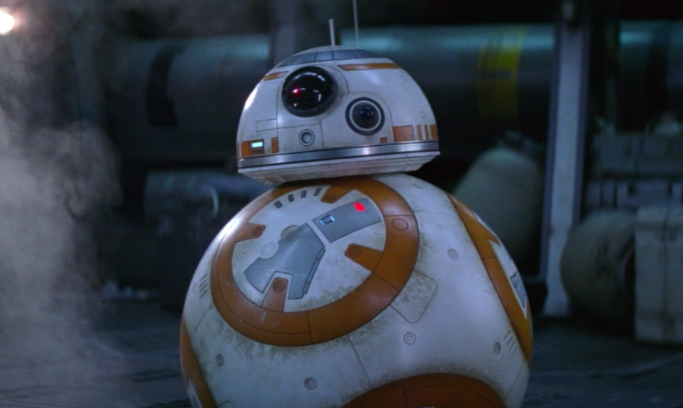 """Hold up, there might be *multiple* BB-8's in """"Star Wars: The Last Jedi"""""""