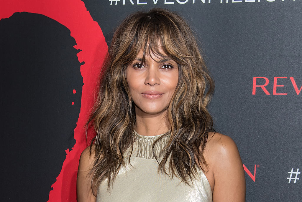 Halle Berry shared an adorable pic of her son Maceo, and we can't stop gushing over it