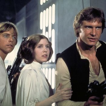 """Meg Cabot is writing a """"Star Wars"""" book, and we're not freaking out about this enough"""