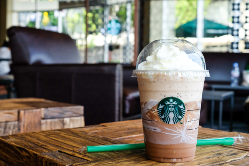 The newest frappuccino from Starbucks has some surprising (and delicious) ingredients