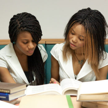 This app helps young people of color find books that represent them