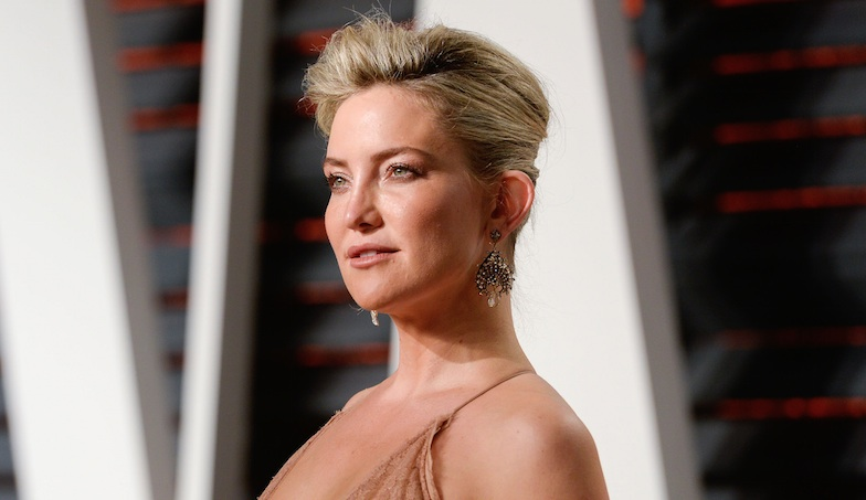Kate Hudson discussed her number one fitness tip