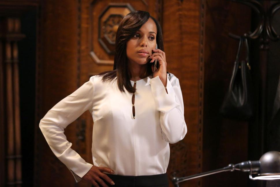 Originally, ABC wanted someone else to play Olivia Pope, and we can't handle that