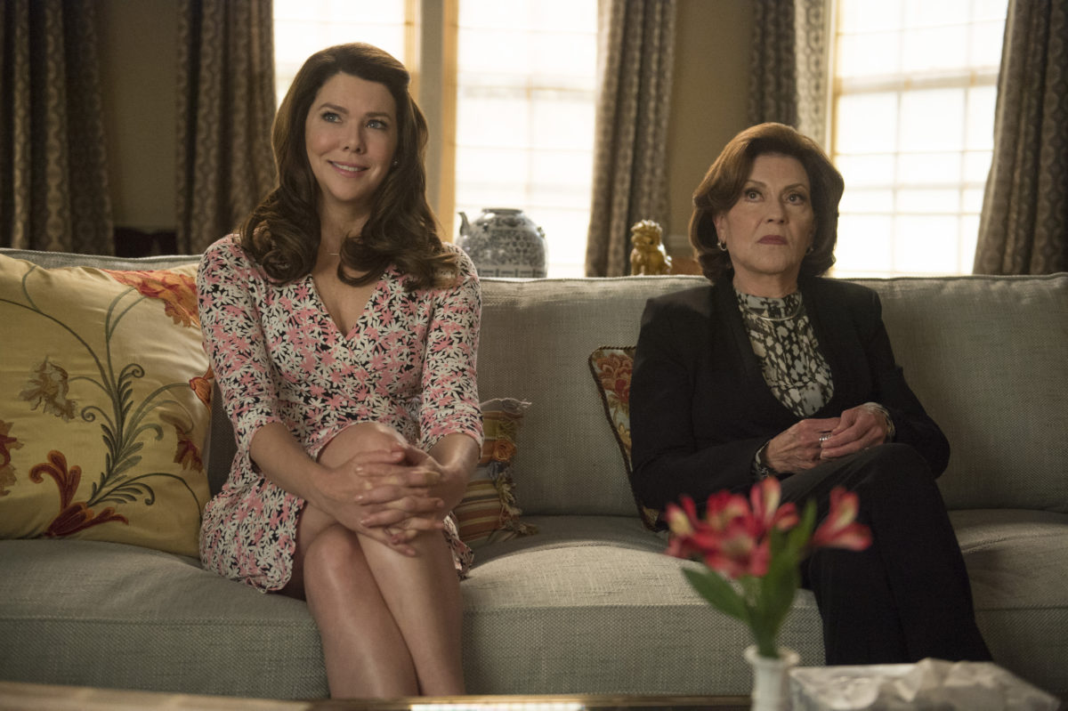 "Lauren Graham just revealed the one thing she always wanted to do on ""Gilmore Girls"" (and did so in the revival)"