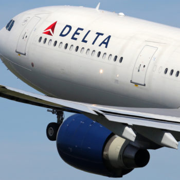 This woman made $11,000 off of Delta flight delays, proving that she's the ultimate flight delay kween