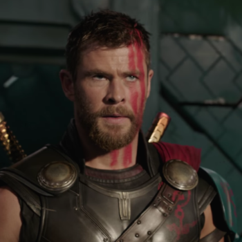"""There might be a hidden Tower of Terror Easter egg in the latest """"Thor"""" trailer"""