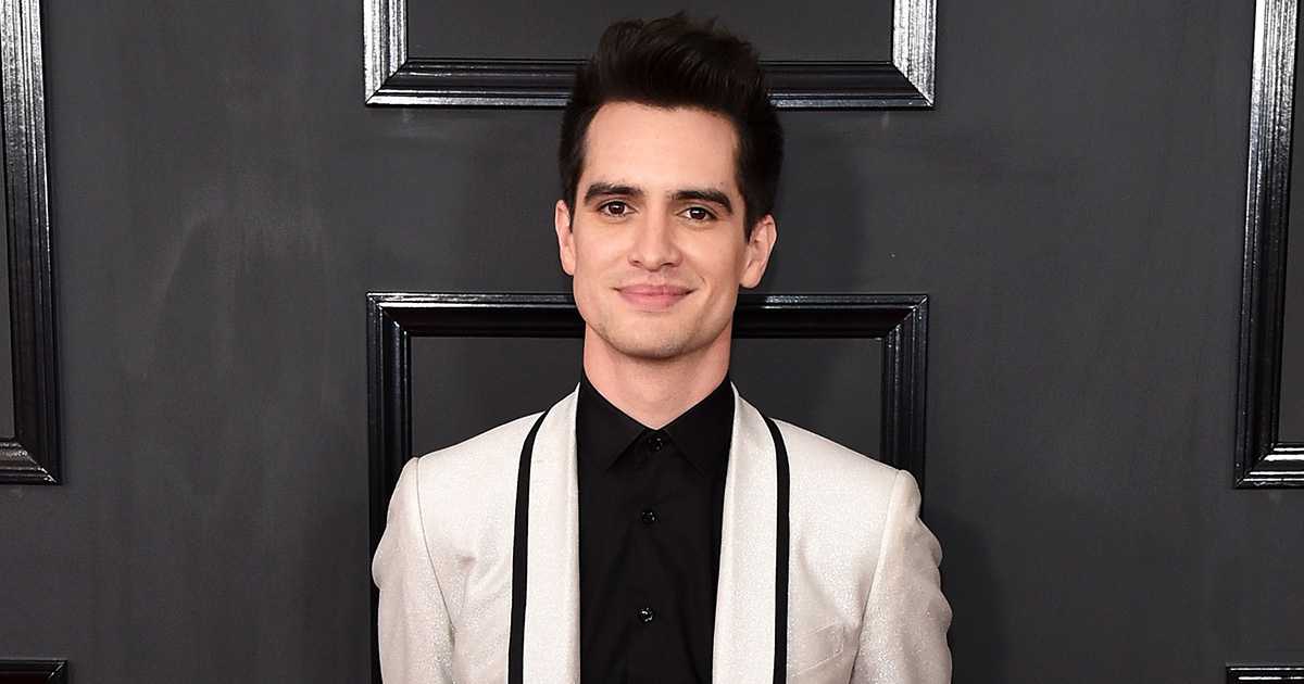 Brendon Urie from Panic! at the Disco is going to Broadway!