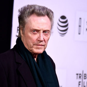 """This man specially requested a """"picture of Christopher Walken"""" in his hotel room"""