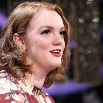 """Shannon Purser from """"Stranger Things"""" opened up about """"anxiety"""" over her sexuality"""