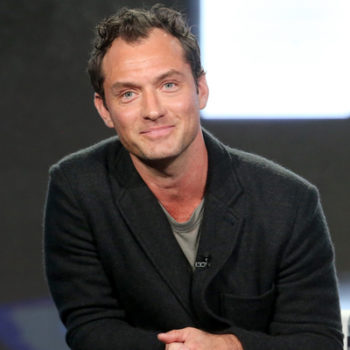 Jude Law is going to play young Dumbledore, which means our favorite headmaster was a total babe