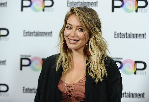 Hilary Duff shared her favorite shop for vintage tees, and we thank her for this gift