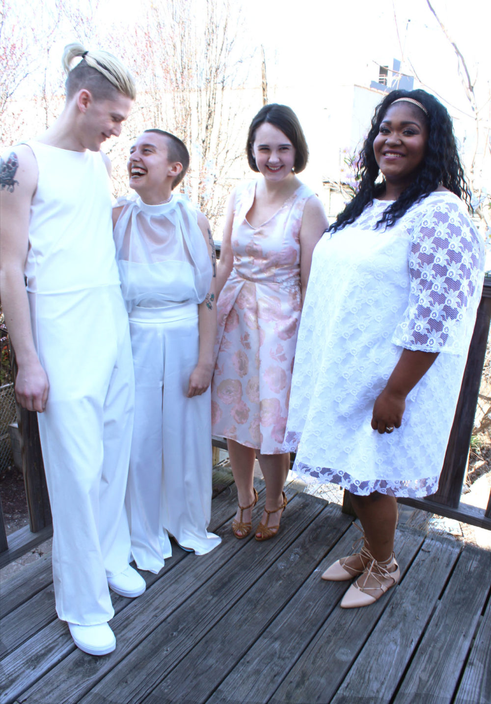 Inclusive fashion brand Smart Glamour is expanding their wedding and special occasion collection