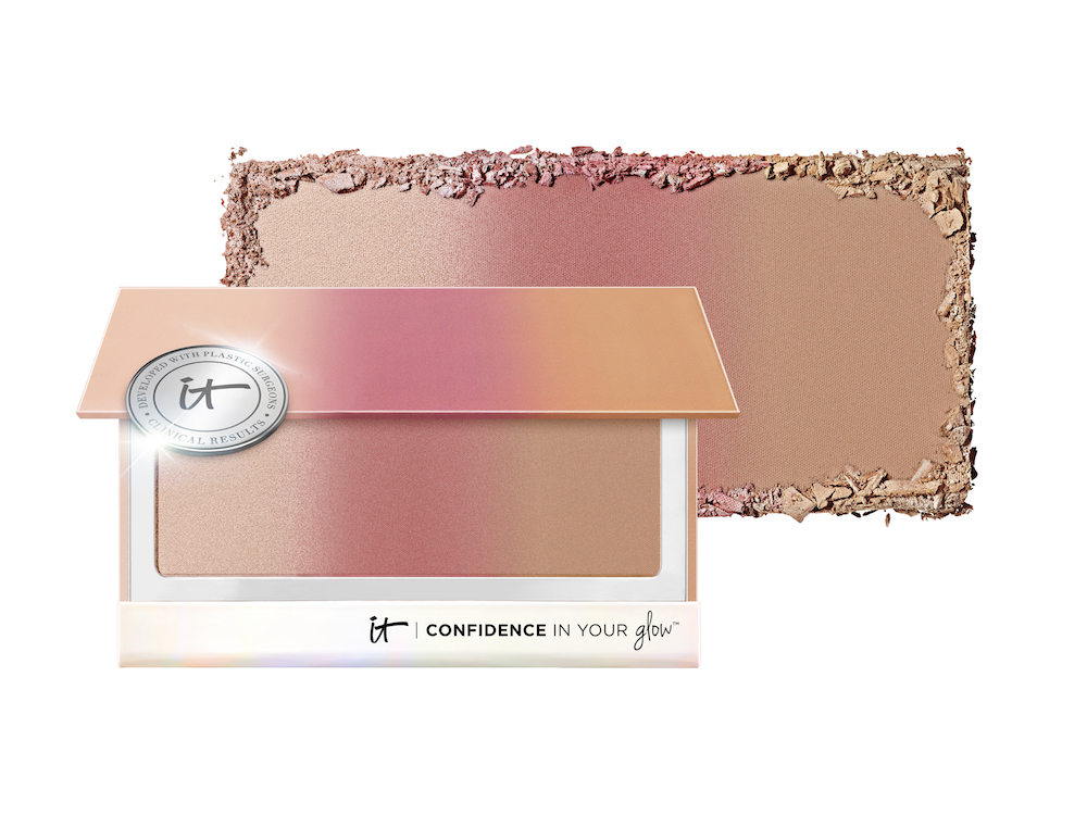It Cosmetics is launching THREE new makeup palettes that you can easily apply in one sweep