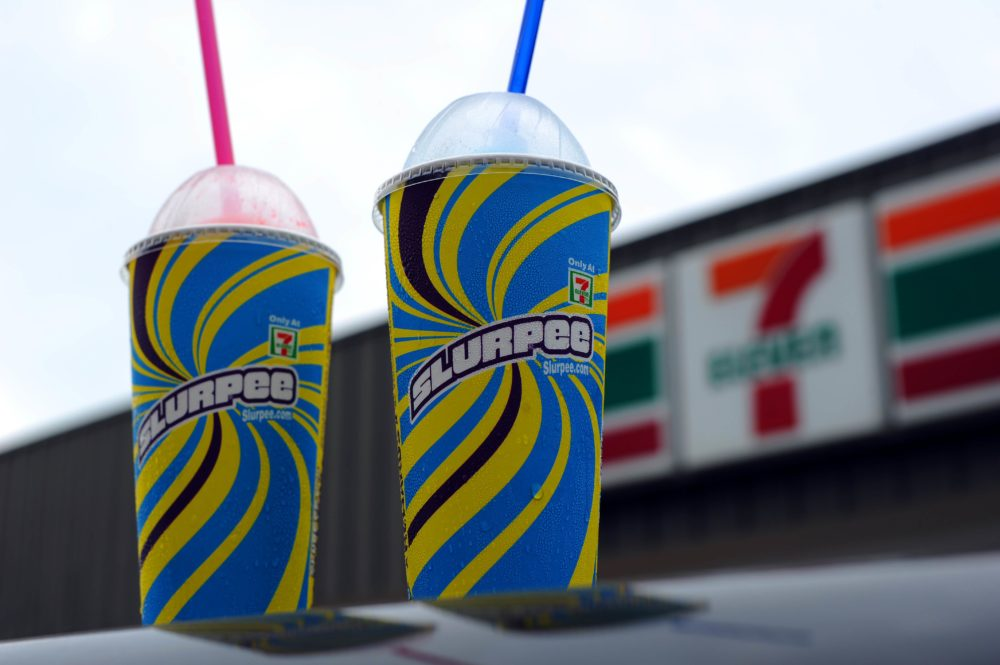 Here's how you can get free Slurpees all week long