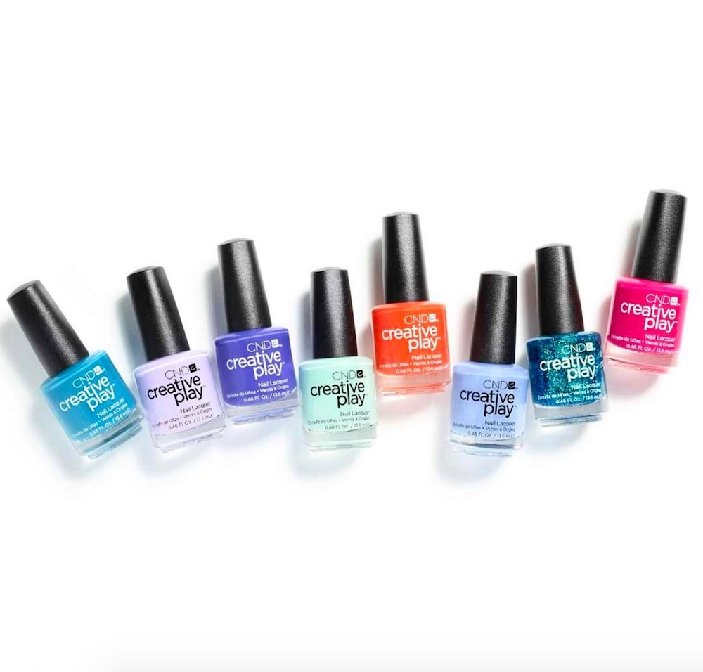 Powder Nail Polish Near Me: The New Polish Collection By CND Is At A Nail Salon Near