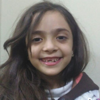 This 7-year-old Syrian refugee is sharing her story by writing a book