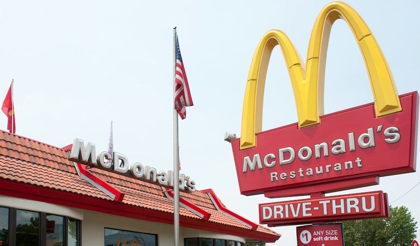 An 8-year-old boy drove his little sister to McDonald's after learning to drive from YouTube