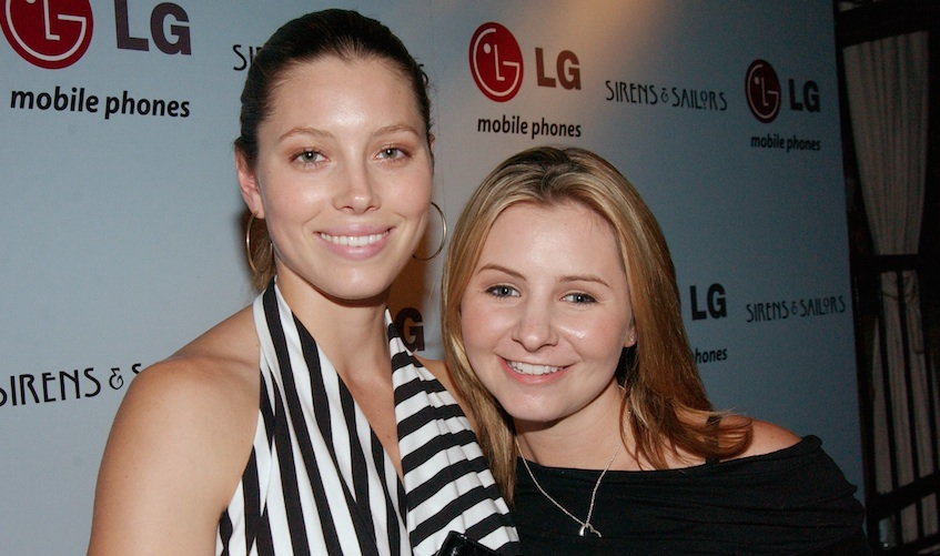 Beverley Mitchell described the moment Jessica Biel and Justin Timberlake first met
