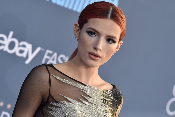 Bella Thorne reveals the reason she's opening up about her struggle with dark and suicidal thoughts